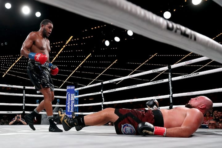 It's Michael Hunter Fight Week!
