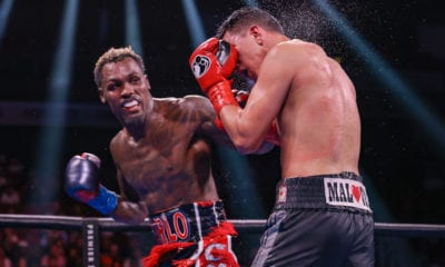 Jermall Charlo Arrested In San Antonio Over July Incident
