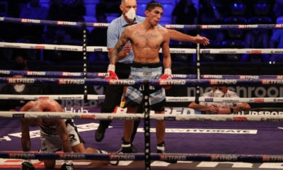 Ponce Upsets Ritson In Newcastle