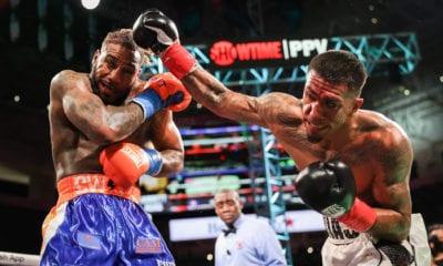 Luis Arias Outlasts Jarrett Hurd In Miami Split Decision