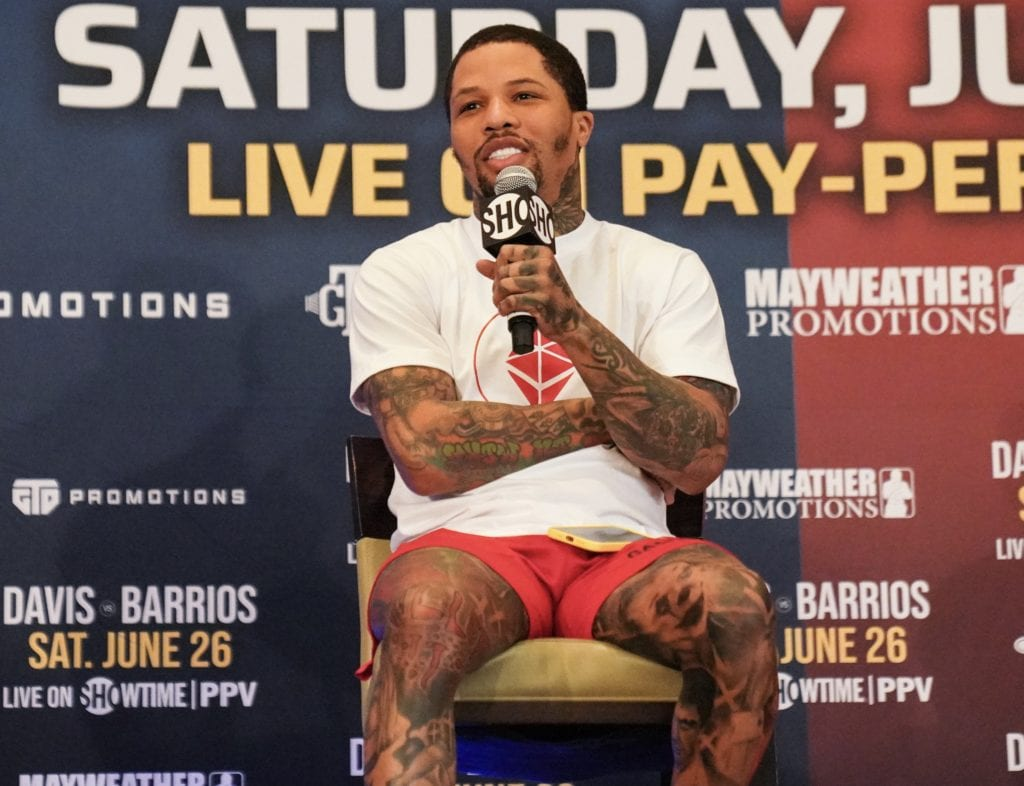 Gervonta Davis Says He's Back This Fall- PPV Numbers In