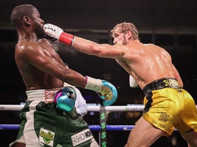 Mayweather-Paul Exhibition Goes The Distance