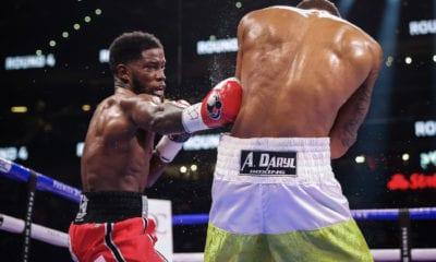Lubin Stops Rosario in Title Eliminator