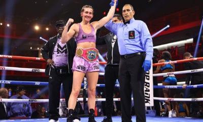 Mikaela Mayer to Challenge Maiva Hamadouche In Las Vegas
