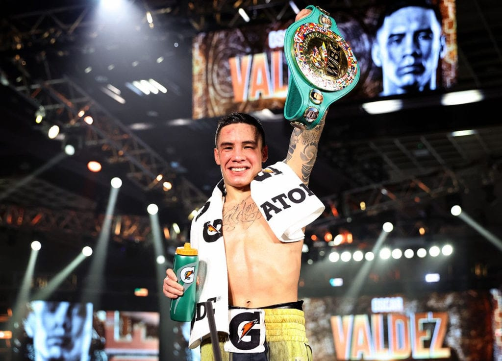 The Failing System of Boxing Behind Oscar Valdez