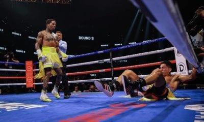 Gervonta Davis Tested But Kayoed Mario Barrios Saturday