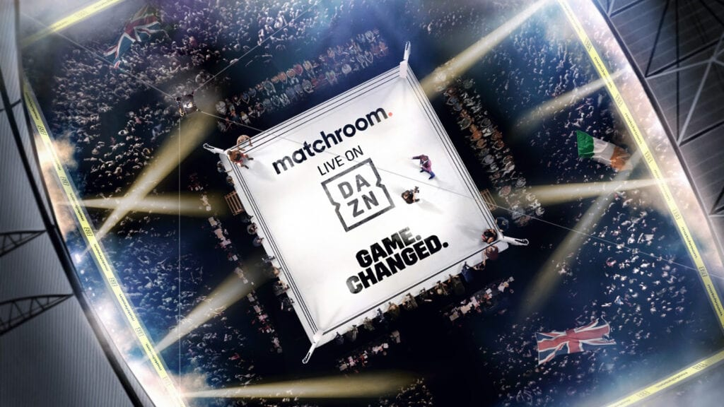 Matchroom And DAZN Deal Made Official