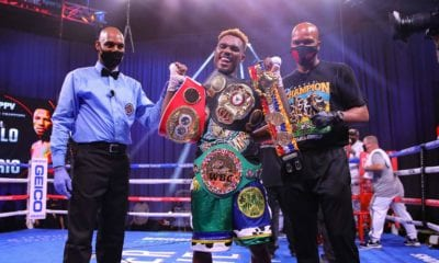 Why Isn't Jermell Charlo Higher on Pound for Pound Lists?