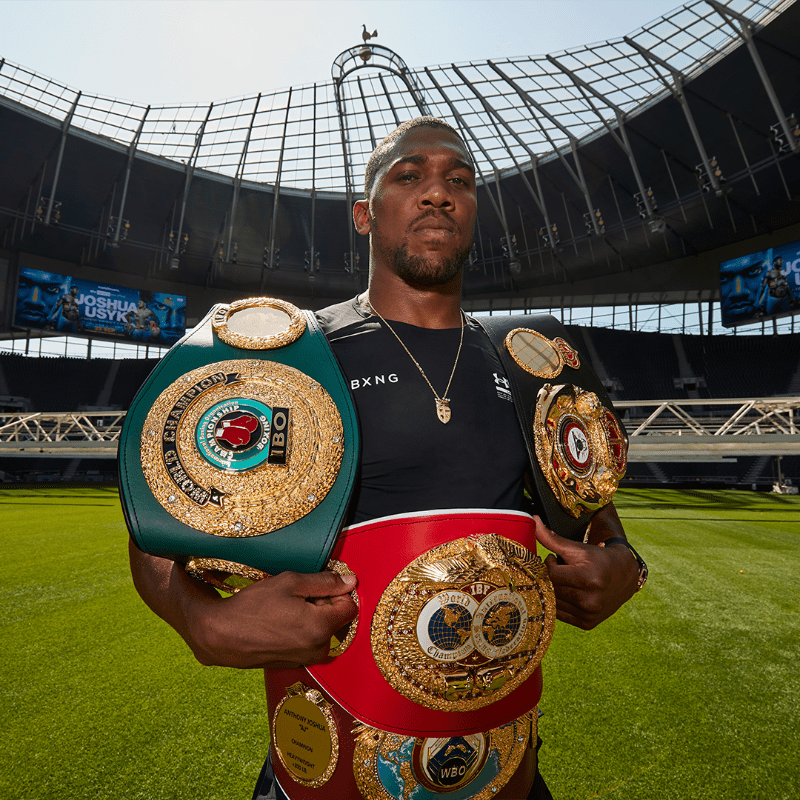 Matchroom Announced Joshua-Usyk Already Sold Out