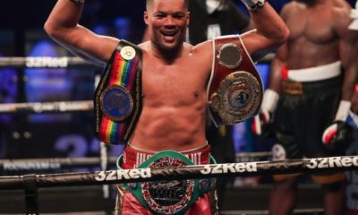 """Promoter Warren to Joe Joyce- """"We'll Get You Out in October"""""""
