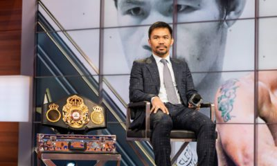 """Manny Pacquiao Wednesday- """"Ready To Prove I'm Not Done Yet"""""""