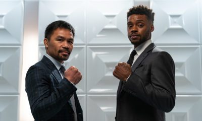 Judge Denied Injunction To Stop Manny Pacquiao-Errol Spence Fight