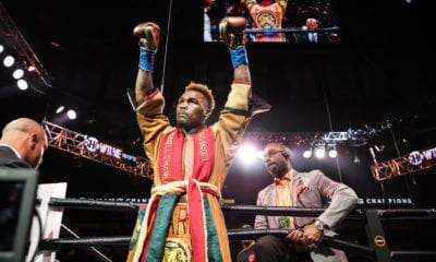 Jermell Charlo Gave Props To Brian Castano Tuesday Night