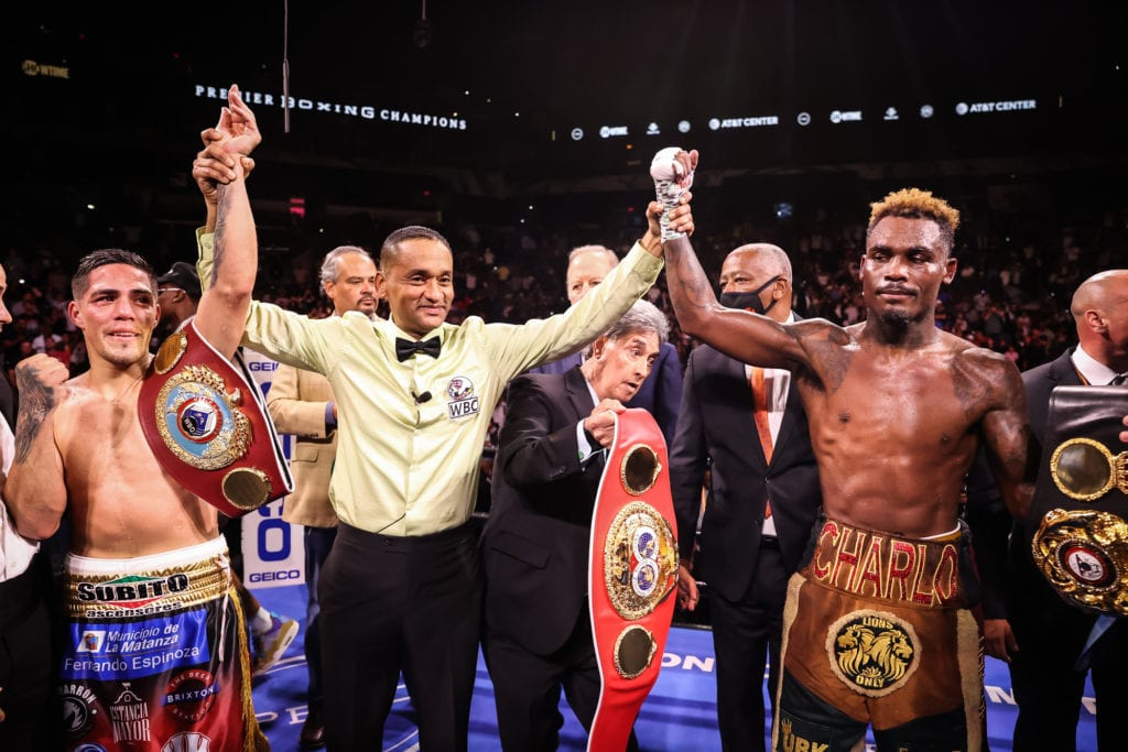 Charlo-Castano Scored Increased TV Audience For Showtime
