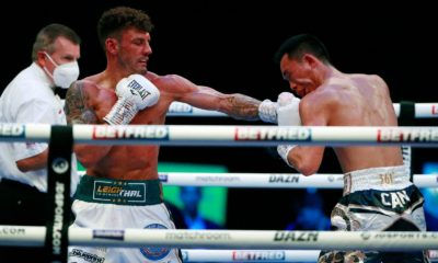 Leigh Wood Signs With Matchroom Boxing