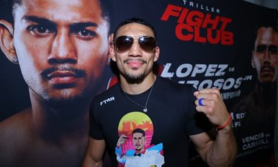 IBF Defaults Triller- Matchroom Will Promote Lopez-Kambosos