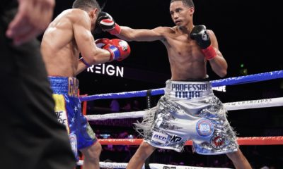 Report- Mykal Fox Doesn't Want Maestre Rematch