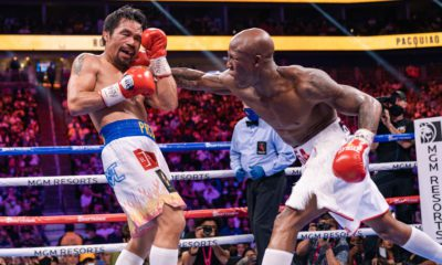 Saturday Showed It's End Of Manny Pacquiao's Greatness