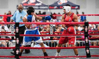 Nedia IbarrNedia Ibarra Reaches National Golden Gloves Finalsa Reaches National Golden Gloves Finals