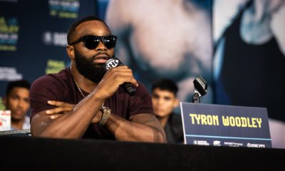 You Picking Tyron Woodley To Win Right?