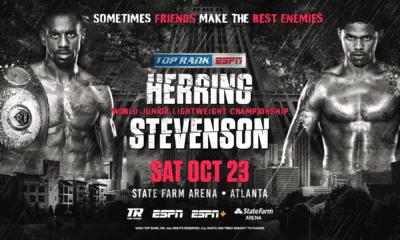 Herring-Stevenson Made Official for Atlanta