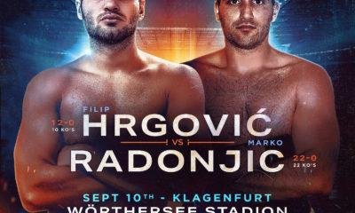 Filip Hrgović Challenges Radonjic In Austria