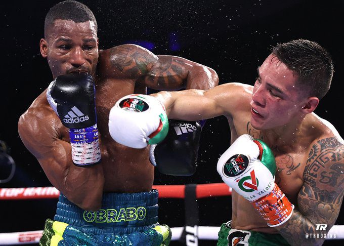 "WBC Valdez-Conceicao judge- ""Sorry For Having Bad Night"""