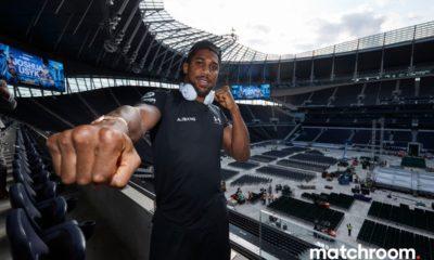 Payne: Anthony Joshua Chasing Of Legends Resumes Saturday