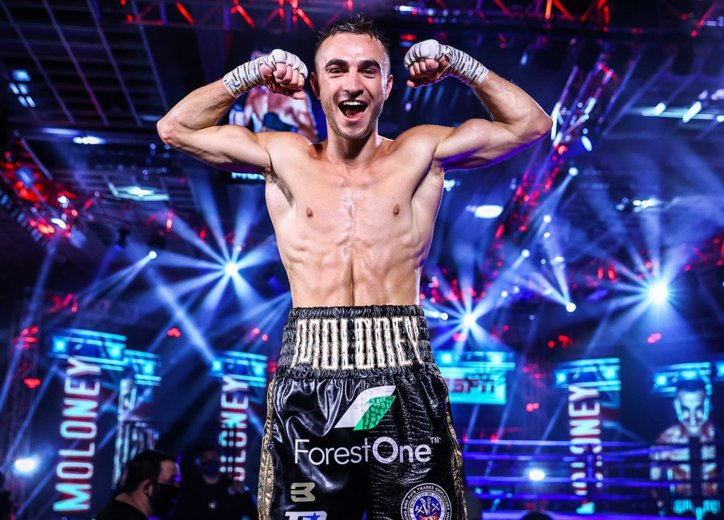 Jason Moloney Hoping Third Time The Charm At Title