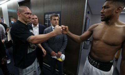 So When Is Joshua-Usyk Rematch?