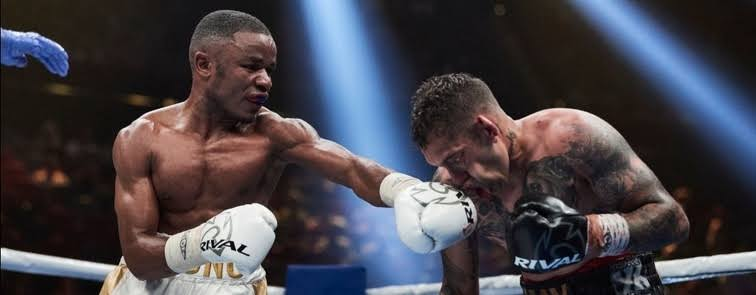 Bruno Tarimo Willing To Move Down to Face Galahad