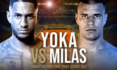 Tony Yoka Takes On Peter Milas This Friday
