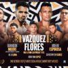 Miguel Vazquez Back In Action On ESPN+