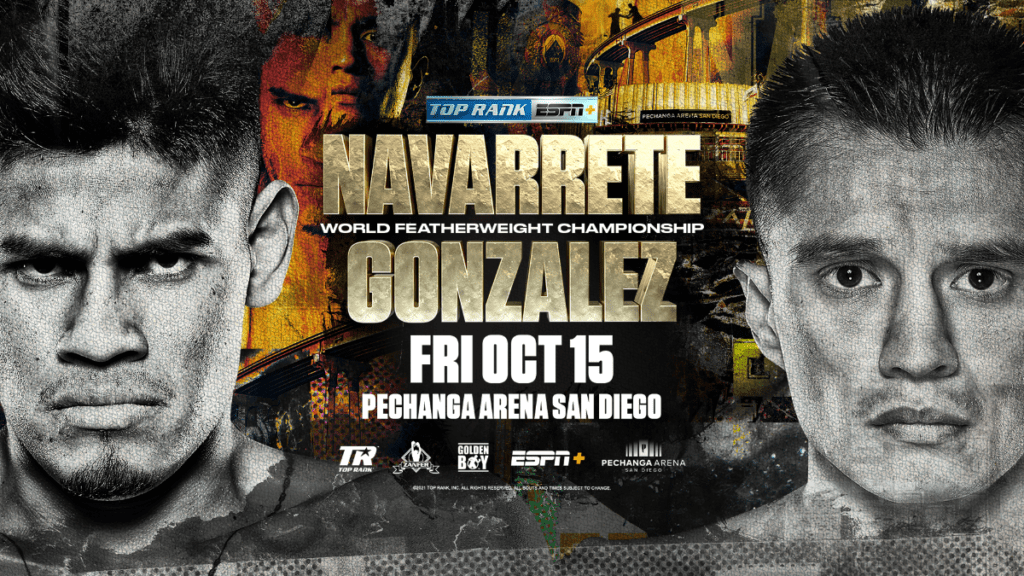 Navarrete-Gonzalez Official For San Diego