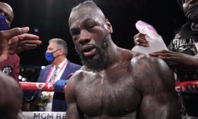 Conflicting Info On Deontay Wilder Status