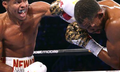 Shakur Stevenson TKO Scored Saturday Ratings For ESPN