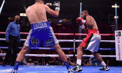 Return Of Julian Williams Ends In Upset By Hernandez