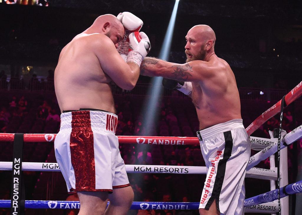 Robert Helenius Beats Kownacki By TKO