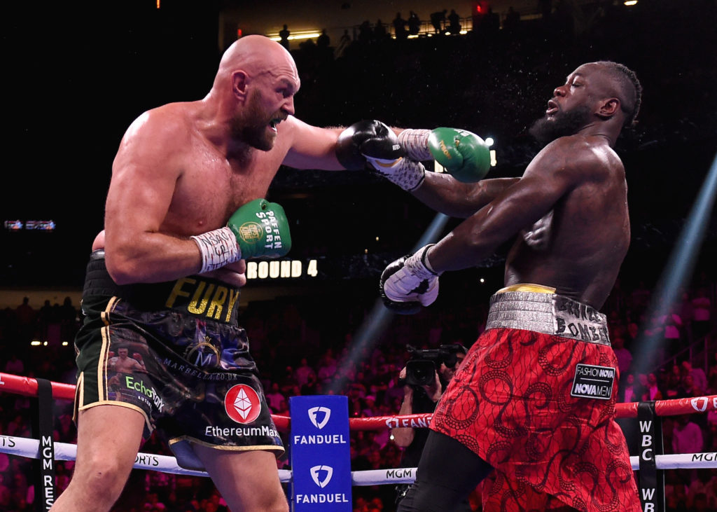 Report- Fury-Wilder PPV Only Did Adequate Number