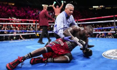 """Deontay Wilder After Fury Loss- """"Sometimes Have To Lose To Win"""""""