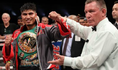 Mikey Garcia Looking At Big Fights After Martin