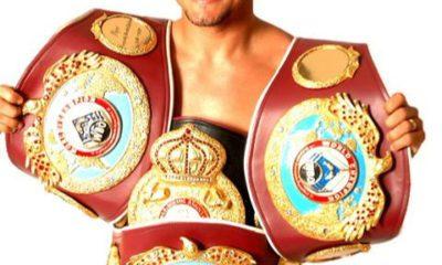 """Acelino """"Popo"""" Freitas On International Boxing Hall of Fame Ballot"""