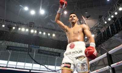 Diego Pacheco Hopes To Be World Champ At 22