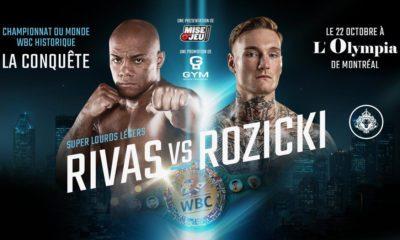 Oscar Rivas-Ryan Rozicki For Bridgerweight Title Friday